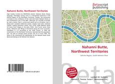 Bookcover of Nahanni Butte, Northwest Territories