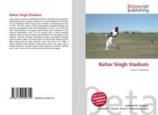 Nahar Singh Stadium的封面