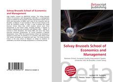 Portada del libro de Solvay Brussels School of Economics and Management