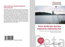 Buchcover von Price–Anderson Nuclear Industries Indemnity Act