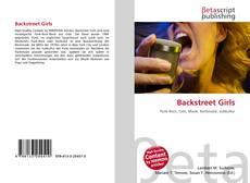 Обложка Backstreet Girls