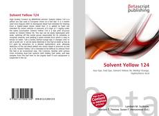 Portada del libro de Solvent Yellow 124