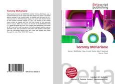 Capa do livro de Tommy McFarlane