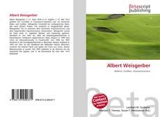 Albert Weisgerber kitap kapağı
