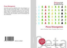 Picea likiangensis kitap kapağı