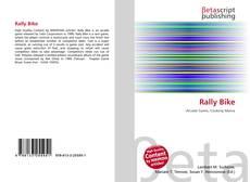 Rally Bike kitap kapağı