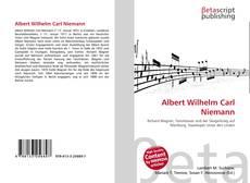 Обложка Albert Wilhelm Carl Niemann