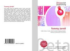 Portada del libro de Tommy Jarrell
