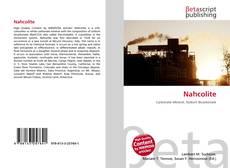Bookcover of Nahcolite