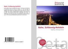 Bookcover of Nahe, Schleswig-Holstein