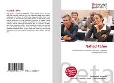 Nahed Taher kitap kapağı