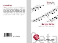 Naheed Akhtar的封面