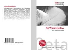 Bookcover of Fiji Woodswallow
