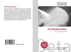 Portada del libro de Fiji Woodswallow