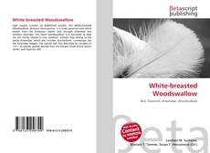 Обложка White-breasted Woodswallow