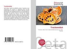 Copertina di Trockenobst