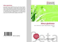 Bookcover of Alnus glutinosa