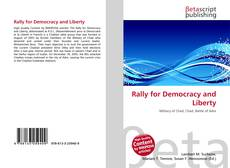 Couverture de Rally for Democracy and Liberty