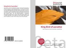 King Bird-of-paradise kitap kapağı