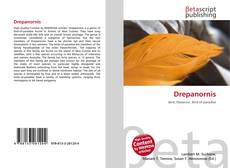 Bookcover of Drepanornis
