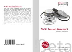 Bookcover of Nahid Persson Sarvestani