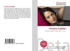 Victoria Cabello kitap kapağı