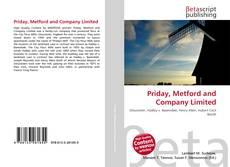 Priday, Metford and Company Limited的封面