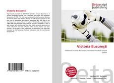 Обложка Victoria Bucureşti