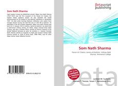 Bookcover of Som Nath Sharma