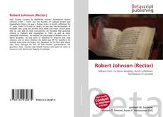 Bookcover of Robert Johnson (Rector)