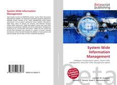 Обложка System Wide Information Management