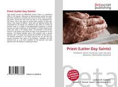 Priest (Latter Day Saints) kitap kapağı