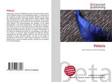 Portada del libro de Ptiloris