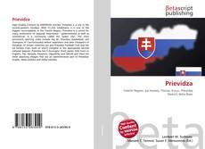 Buchcover von Prievidza