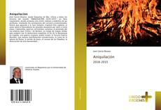 Bookcover of Aniquilación