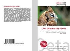 Owl (Winnie-the-Pooh)的封面