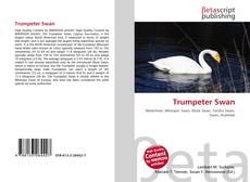 Couverture de Trumpeter Swan