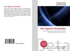 Bookcover of War Against the Bandits