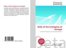 Bookcover of Rally of the Ecologists of Senegal