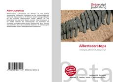 Bookcover of Albertaceratops