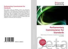 Portada del libro de Parliamentary Commissioner for Standards