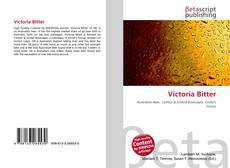 Bookcover of Victoria Bitter