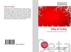Rally of Turkey kitap kapağı