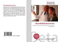 Bookcover of Mundhöhlenkarzinom