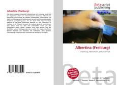 Buchcover von Albertina (Freiburg)