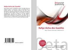 Обложка Rallye Aicha des Gazelles