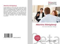 Bookcover of Albertina (Königsberg)