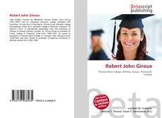 Bookcover of Robert John Giroux