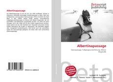 Portada del libro de Albertinapassage