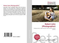 Capa do livro de Robert John (Photographer)